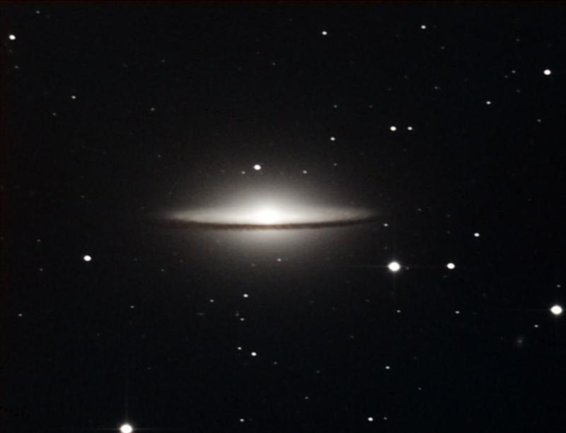 sombrero galaxy screensaver - photo #16